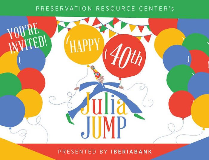 Celebrate Julia Jump's 40th Birthday